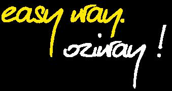 आसान Oziway!