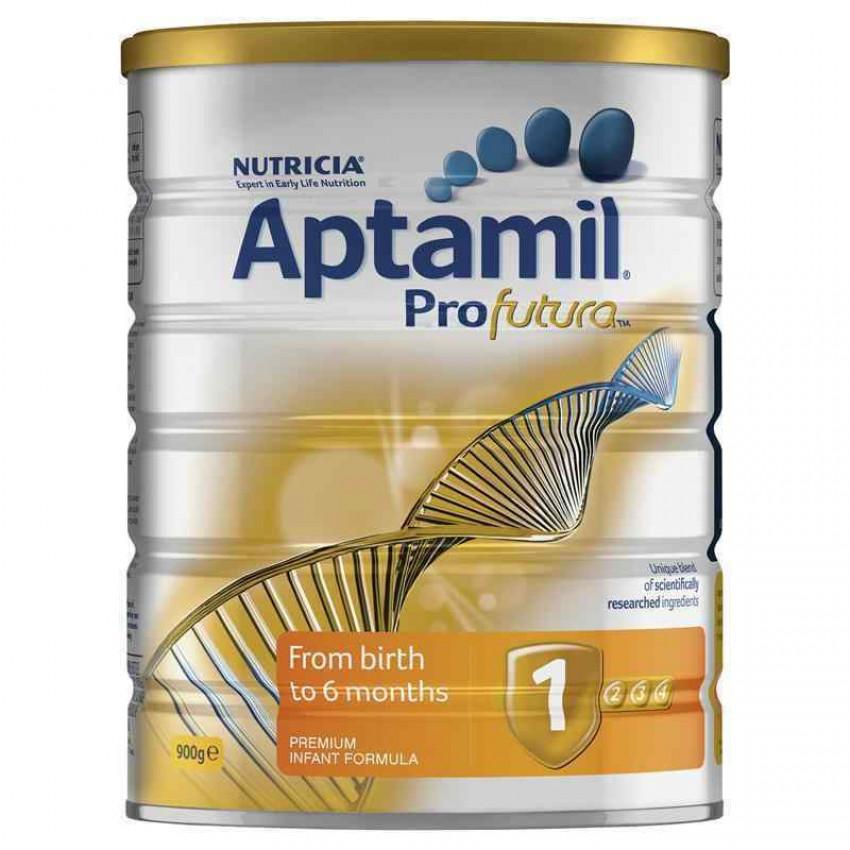 Offer: Aptamil Profutura Infant Formula 0-6 months 900g