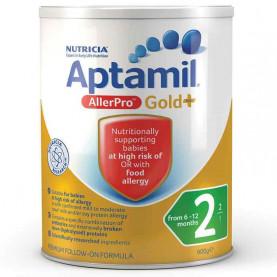 Aptamil Gold+ 2 AllerPro Follow-On Formula 6-12 Months 900g