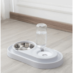 DOUBLE PLATE WITH WATER DISPENSER
