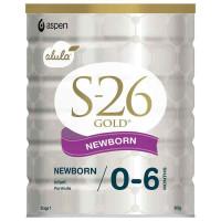 S26 Gold Alula Newborn 900g