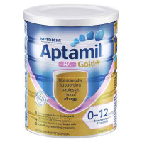 Aptamil Gold + HA Infant Formula From Birth 0-12 Months 900g