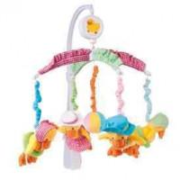 CANPOL BABIES Plush Duck Carousel