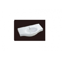 Basin, Vanity Top, D-900-A, A Series