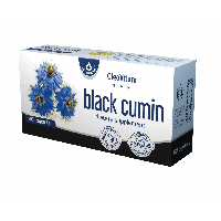 Black cumin oil capsules Egyptian seeds, from Europe, Poland ,60 capsules