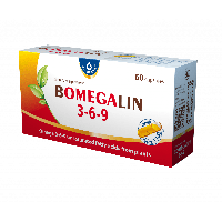 OMEGA 3-6-9 Bomegalin 60 capsules high quality from Europe, Poland