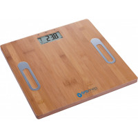 DIGITAL SCALES MADE OF BAMBOO analytical measurements MADE IN EUROPE