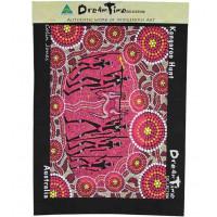 Aboriginal Art Canvas style 2 - Medium