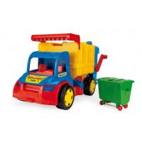WADER Gigant Garbage Truck