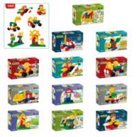 WADER blocks of Jeżyki-themed sets
