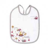 CANPOL BABIES Ceratkowo-Cotton bib 3 pcs. Machine