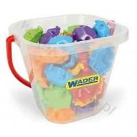 WADER blocks Puzzle 48 el. In a square bucket