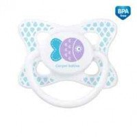 CANPOL BABIES round Rubber Pacifier