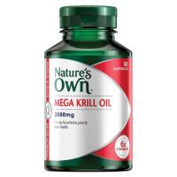 Natur es Eigenes Mega-Krill-Öl 2000mg 30 Kapseln