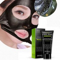 Black Mud Deep Cleansing bamboo Blackhead Remover Purifying Peel Face Mask