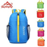 Hot Sale impermeabile Folding Travel Sport Bag Leggero Camping Escursione zaino scuola Donna&Men Beach backpack turistici