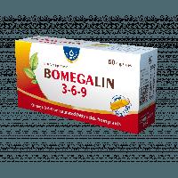 Капсулы OMEGA 3-6-9 Bomegalin 60 высокого качества из Европы, Польша
